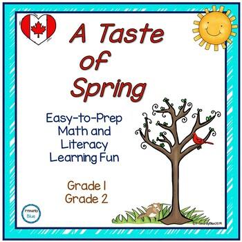 A Taste of Spring (Canadian)