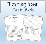 Fun Experiment - Testing Your Taste Buds