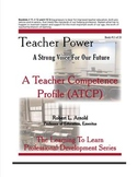 A Teacher Competence Profile (ATCP)