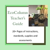 Teacher's Guide to Ecocolumns - AP Environmental Science (APES), Biology + More