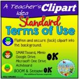 A Teacher's Idea Standard Terms of Use