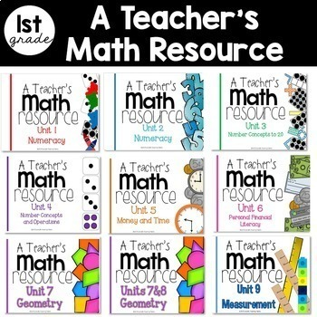 A Teacher's Math Resource The Bundle