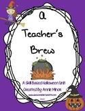 A Teacher's Brew: A Skill Based Halloween Unit