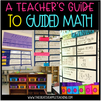 A Teacher's Guide To Guided Math Workshop