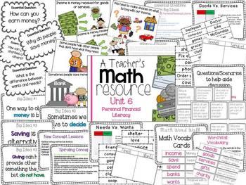 A Teacher's Math Resource Units 4-6