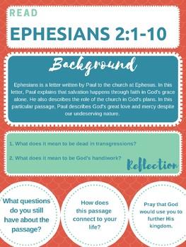 A Ten Week Biblical Leadership Study for Teens - Week 2