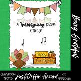 A Thanksgiving Drum Circle