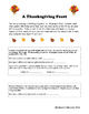 A Thanksgiving Feast--An Open-ended Math Project