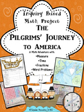 A Thanksgiving Inquiry Based Math Project Measure, Fractions, Data