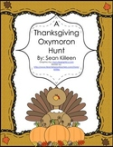 A Thanksgiving Oxymoron Hunt