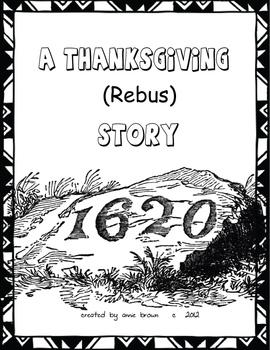 Thanksgiving Rebus Worksheets Teaching Resources Tpt