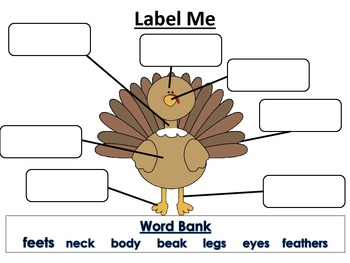 A Thanksgiving Writing Activity Daily 5 Writing