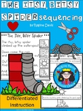 A+ The Itsy, Bitsy, Spider Sequencing