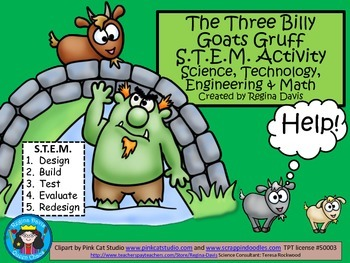 STEM Science, Technology, Engineering & Math With The Three Billy ...