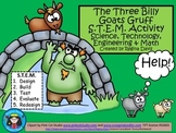 STEM Science, Technology, Engineering & Math With The Three Billy Goats Gruff