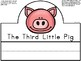 A+ The Three Little Pigs Character Hats