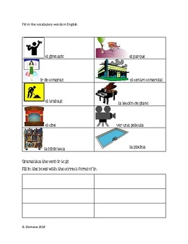 Los Pasatiempos-A Thematic Unit about Pastimes in Spanish (Beginning Unit)
