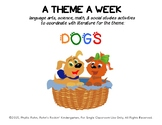 A Theme a Week: Dogs