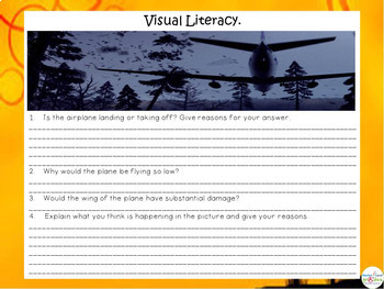Flight Themed Unit - Research Projects - Creative Writing Prompts - Poetry.