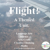 Flight Themed Unit - Research Projects - Creative Writing