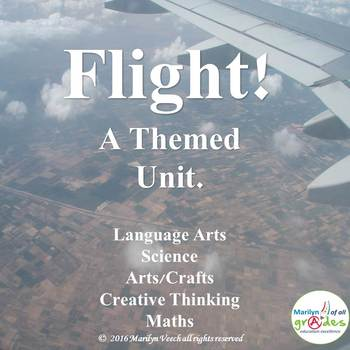 A Themed Unit about Flight.