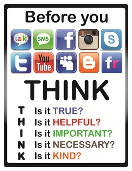 A+ Think Before You Talk and Tech