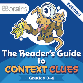 A Third Grader's Guide to Context Clues (CCSS)