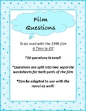 A Time to Kill (1996) Film Questions
