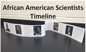 A Timeline of African American Scientists