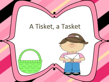 """A Tisket A Tasket: A Song to learn """"la"""""""