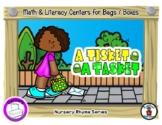 A Tisket A Tasket - Center Bag Reader & Activities - Nurse