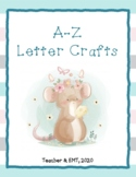 A To Z Letter Craft