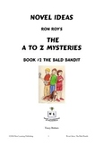 A to Z Mysteries: The Bald Bandit - A Novel Study for Youn