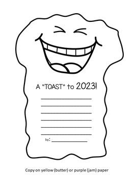 "A ""Toast"" to 2018"