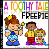FREE Writing Lesson - A Toothy Tale
