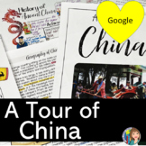 A Tour of China Activity with Google Slides
