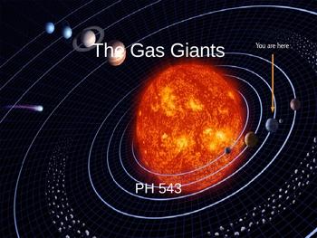 A Tour through the Gas Giants