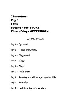 A Toys Dream