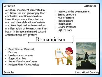A Transcendental Romantic (Cultural Movements in 19th Century America)