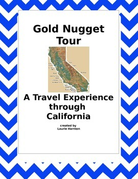 A California Travel Tour Adventure