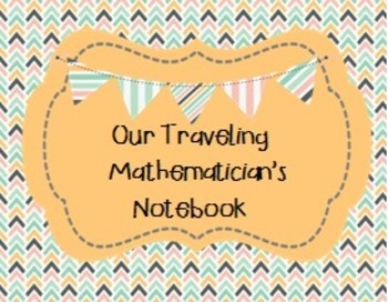 A Traveling Mathematician's Notebook--making meaningful connections to math