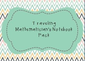 A Traveling Mathematician's Notebook