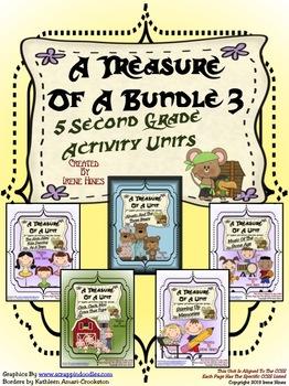 Treasures ~ A Treasure Of A Bundle #3 : Five Activity Book