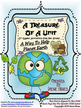 Treasures ~ A Treasure Of A Unit For 2nd Grade: A Way To H