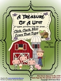Treasures ~ A Treasure Of A Unit For 2nd Grade: Click, Clack, Moo Cows That Type