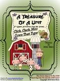 Treasures ~ A Treasure Of A Unit For 2nd Grade: Click, Clack, Moo Cows That Type