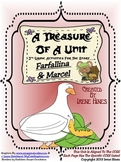 Treasures ~ A Treasure Of A Unit For 2nd Grade: Farfallina & Marcel