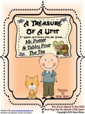 Treasures ~ A Treasure Of A Unit For 2nd Grade:Mr. Putter And Tabby Pour The Tea