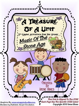 Treasures ~ A Treasure Of A Unit For 2nd Grade : Music Fro
