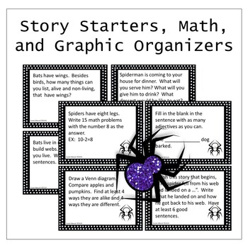 Challenge & Enrichment Halloween Activities for Early Finishers